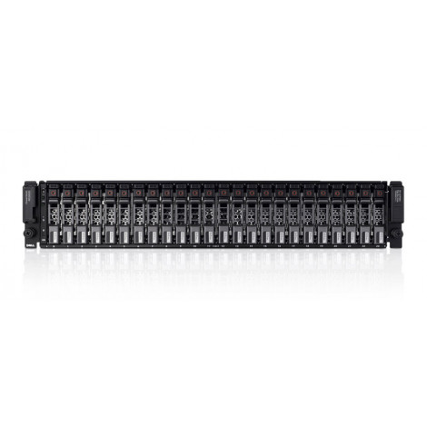 Dell PowerVault MD3820I iSCSI San Dual 10gb/s Controllers